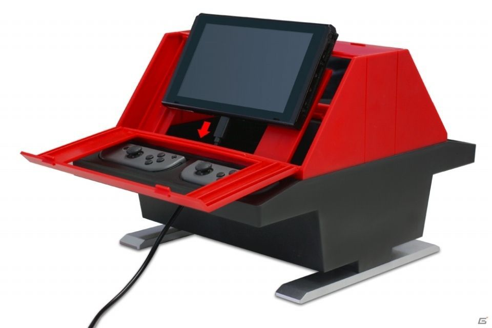 Gabinete Arcade Para Tu Nintendo Switch Retrus Gamer
